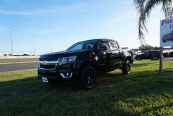 2016_Chevrolet_Colorado_2WD LT_ Mission TX