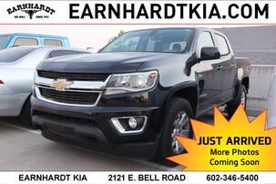 2016_Chevrolet_Colorado_2WD LT_ Phoenix AZ