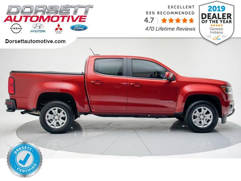 2016 Chevrolet Colorado 2WD LT Terre Haute IN