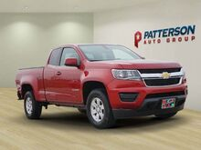 2016_Chevrolet_Colorado_2WD WT_ Wichita Falls TX