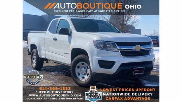 2016 Chevrolet Colorado 2WD WT Columbus OH