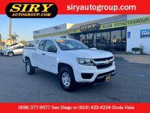 2016_Chevrolet_Colorado_2WD WT_ San Diego CA