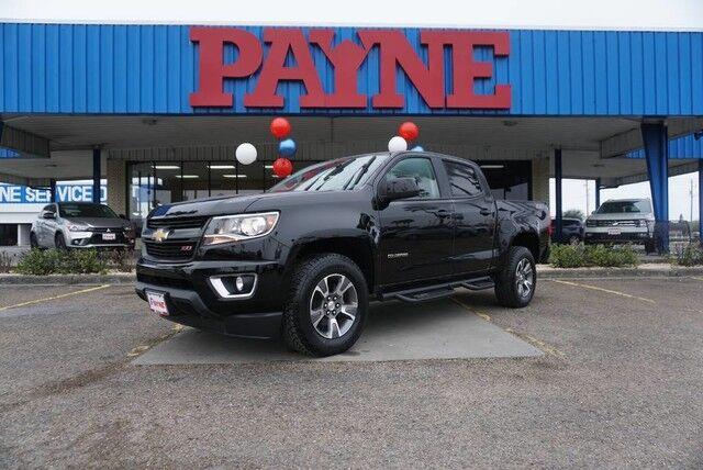 2016 Chevrolet Colorado 2WD Z71 Brownsville TX