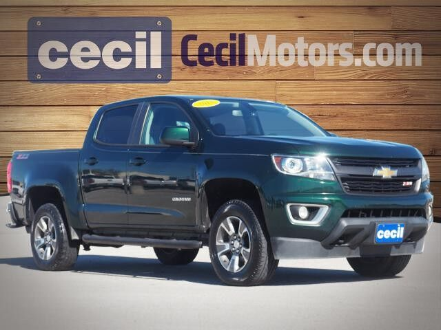 2016 Chevrolet Colorado 2WD Z71 Burnet TX