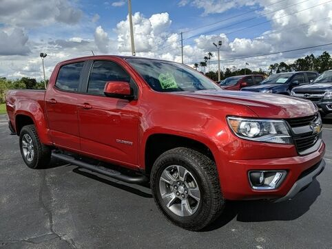2016_Chevrolet_Colorado_2WD Z71_ Lakeland FL