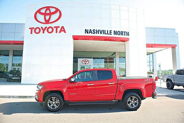 2016 Chevrolet Colorado 2WD Z71 Nashville TN