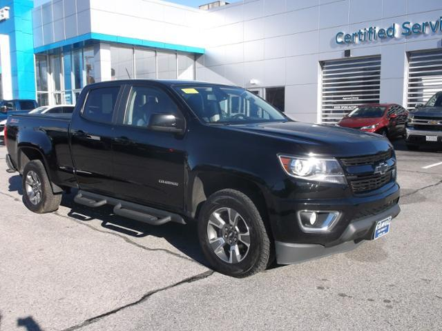 2016 Chevrolet Colorado 4WD Crew Cab 140.5 Z71