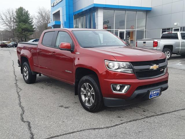 2016 Chevrolet Colorado 4WD Crew Cab 140.5 Z71 Acton MA