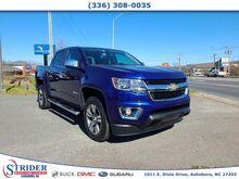 2016_Chevrolet_Colorado_4WD LT_ Asheboro NC