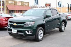 2016_Chevrolet_Colorado_4WD LT_ Fort Wayne Auburn and Kendallville IN