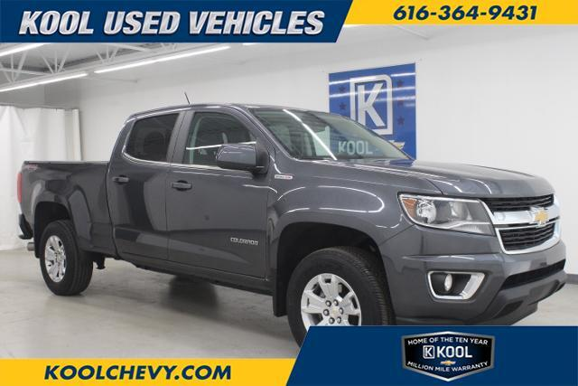 2016 Chevrolet Colorado 4WD LT Grand Rapids MI