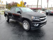2016_Chevrolet_Colorado_4WD LT_ Hamburg PA