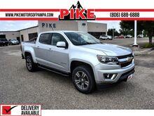 2016_Chevrolet_Colorado_4WD LT_ Pampa TX