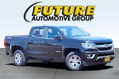 2016_Chevrolet_Colorado_4WD LT_ Roseville CA