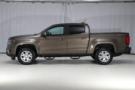 2016_Chevrolet_Colorado_4WD LT_ West Chester PA
