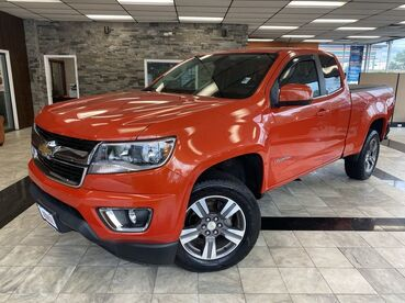 2016_Chevrolet_Colorado_4WD LT_ Worcester MA