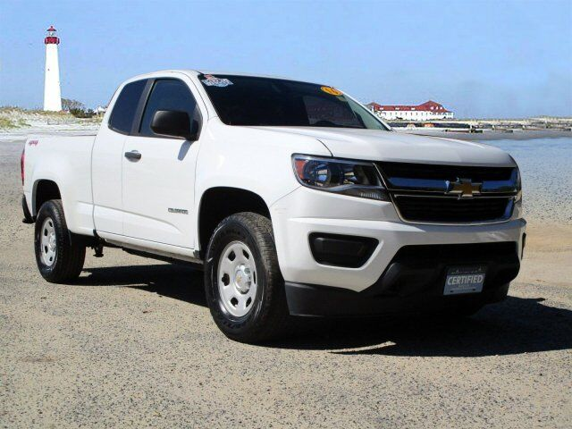 2016 Chevrolet Colorado 4WD WT South Jersey NJ