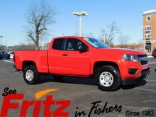 2016_Chevrolet_Colorado_4WD WT_ Fishers IN