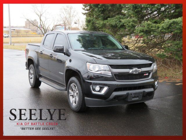 2016 Chevrolet Colorado 4WD Z71 Battle Creek MI