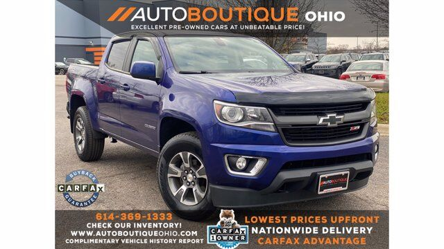 2016 Chevrolet Colorado 4WD Z71 Columbus OH