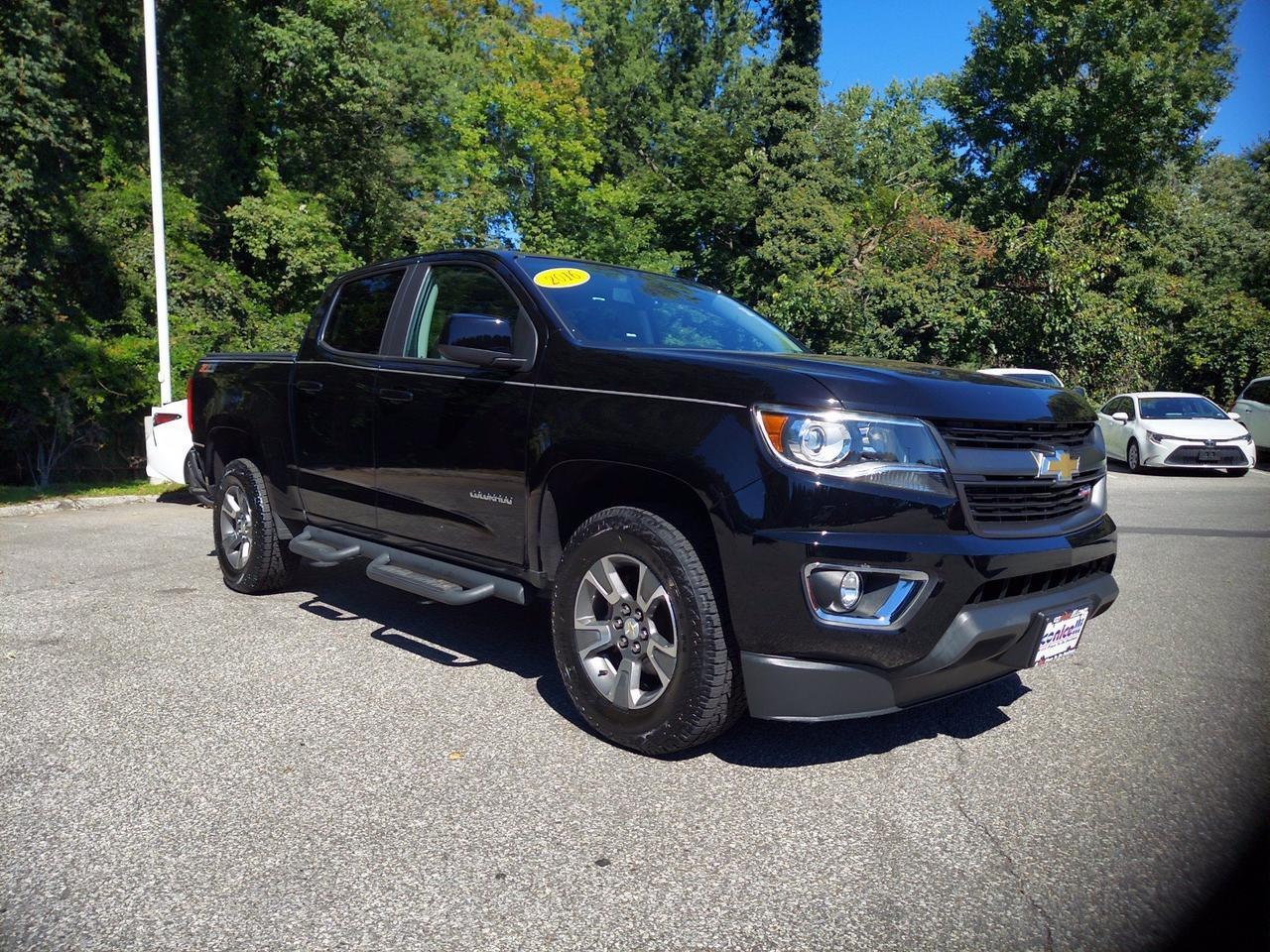 2016 Chevrolet Colorado 4WD Z71 Conshohocken PA