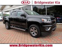 2016_Chevrolet_Colorado_4WD Z71 Crew Cab, Navigation System, Rear-View Camera, Bluetooth Streaming Audio, Bose Surround Sound, Heated Leather Seats, HID Headlights, Running Boards, 17-Inch Alloy Wheels,_ Bridgewater NJ