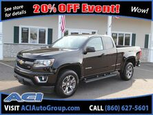 Chevrolet Colorado 4WD Z71 East Windsor CT