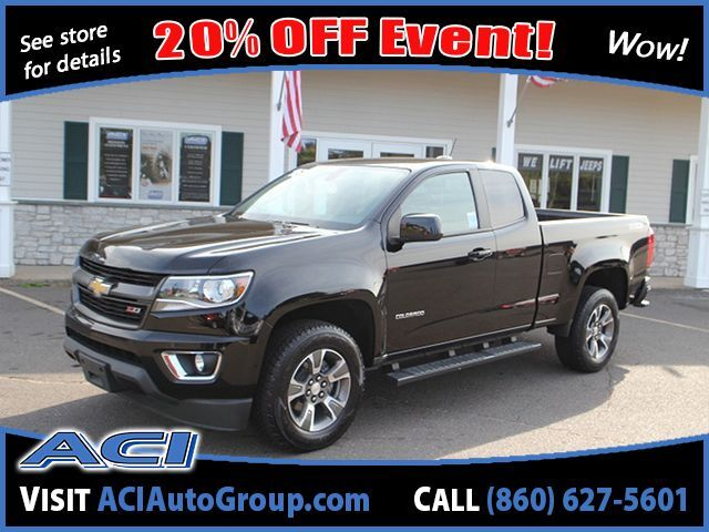 2016 Chevrolet Colorado 4WD Z71 East Windsor CT