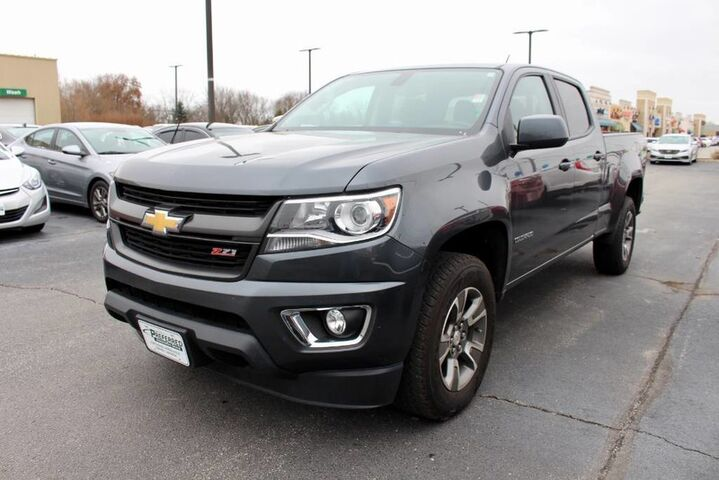 2016 Chevrolet Colorado 4WD Z71 Fort Wayne Auburn and Kendallville IN