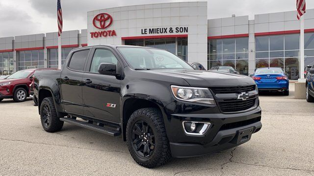 2016 Chevrolet Colorado 4WD Z71 Green Bay WI