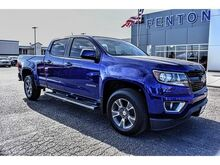2016_Chevrolet_Colorado_4WD Z71_ Pampa TX
