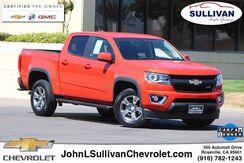 2016_Chevrolet_Colorado_4WD Z71_ Roseville CA