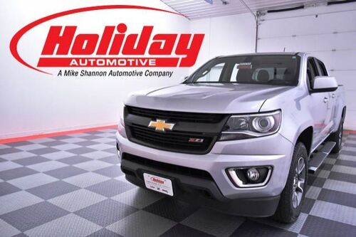 2016_Chevrolet_Colorado_4WD Z71_ Fond du Lac WI