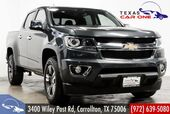 2016 Chevrolet Colorado LT CREW CAB NAVIGATION LEATHER HEATED SEATS REAR CAMERA BLUETOOTH