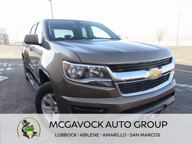 2016 Chevrolet Colorado LT Lubbock TX
