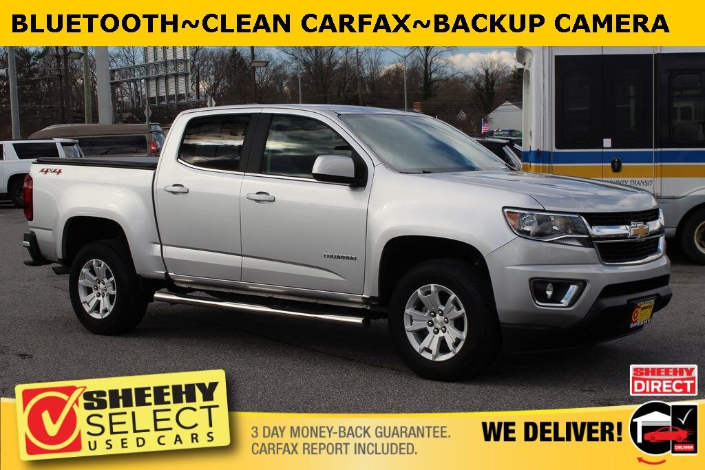 2016 Chevrolet Colorado LT Suitland MD