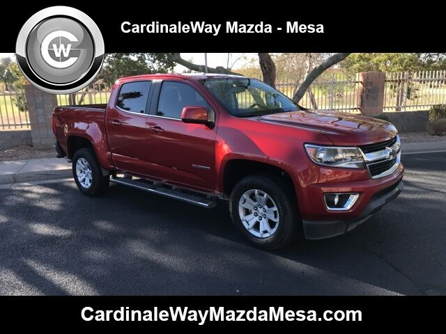 2016 Chevrolet Colorado LT Mesa AZ