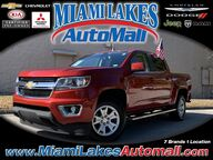 2016 Chevrolet Colorado LT Miami Lakes FL
