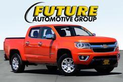 2016_Chevrolet_Colorado_LT_ Roseville CA
