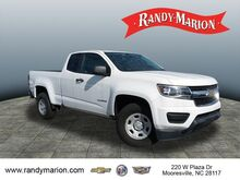 2016_Chevrolet_Colorado_Work Truck_  NC