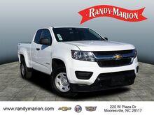 2016_Chevrolet_Colorado_Work Truck_  NC