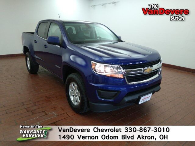2016 Chevrolet Colorado Work Truck Akron OH