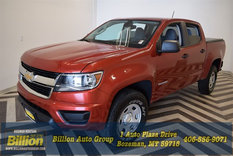 2016 Chevrolet Colorado Work Truck Bozeman MT