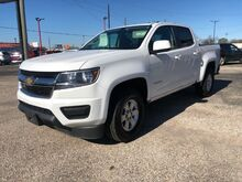 2016_Chevrolet_Colorado_Work Truck Crew Cab 2WD Short Box_ Houston TX