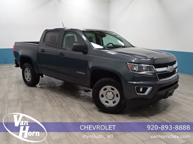 2016 Chevrolet Colorado Work Truck Plymouth WI