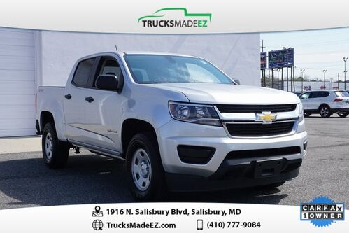 2016_Chevrolet_Colorado_Work Truck_ Salisbury MD