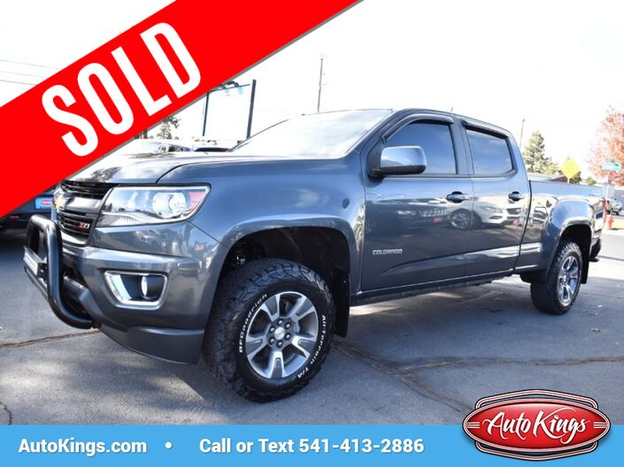 2016 Chevrolet Colorado Z71 4WD Crew Cab Bend OR