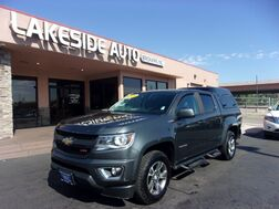 2016_Chevrolet_Colorado_Z71 Crew Cab 4WD Short Box_ Colorado Springs CO