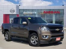 2016_Chevrolet_Colorado_Z71 Crew Cab_
