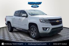 2016_Chevrolet_Colorado_Z71_ Miami FL